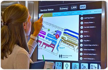 Interactive Kiosk - IPTV, OTT, Digital Signage, Interactive Kiosks